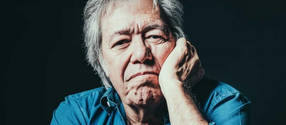 Músico Sérgio Godinho