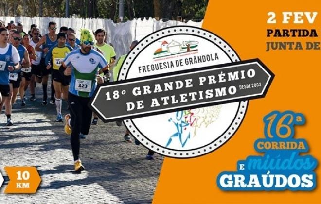 "Vila de Grândola recebe ""Grande Prémio de Atletismo"" no próximo domingo"