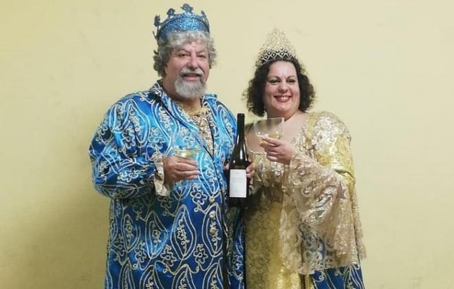 Humberto Zambujo e Ana Simões são os Reis do Carnaval de Sines 2020