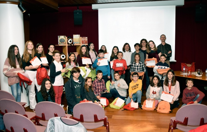 Santiago do Cacém apura alunos para o Concurso Nacional de Leitura