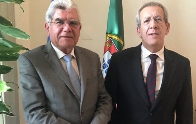 Figueira Mendes reivindicou junto do Governo a requalificação urgente do Quartel da GNR