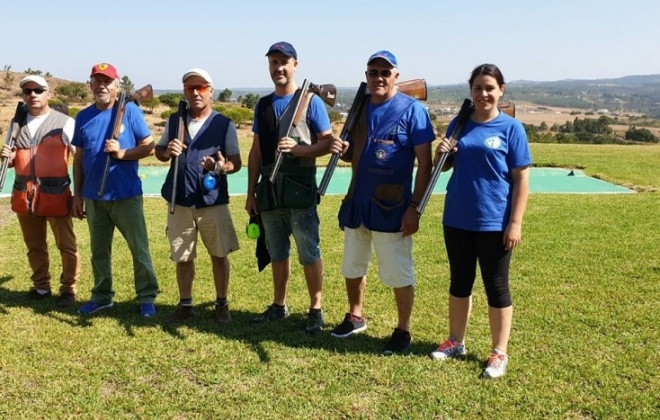 Atiradores sinienses competiram em Beja