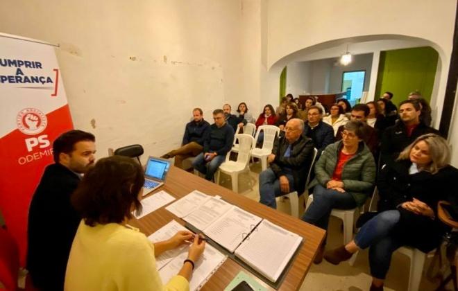 Concelhia do PS Odemira tomou ontem posse