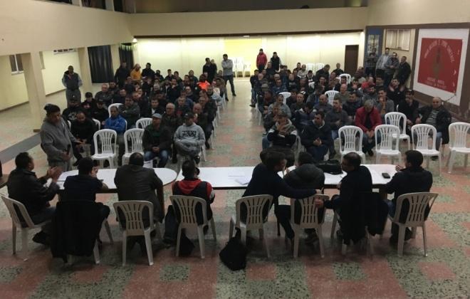 Trabalhadores do Complexo Industrial de Sines em luta por melhores condições laborais