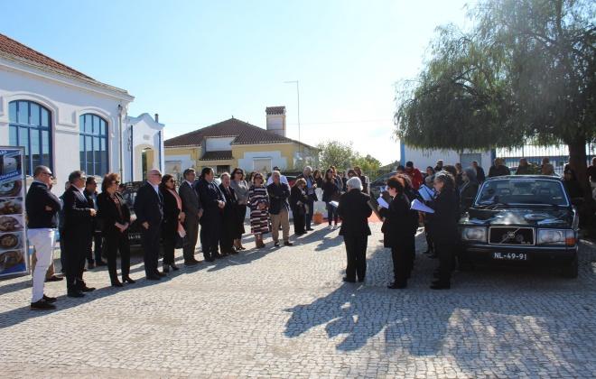 Freguesia do Torrão aderiu à Rota da Estrada Nacional 2