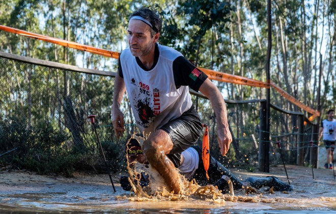 Badoca Safari Park recebeu corrida de obstáculos