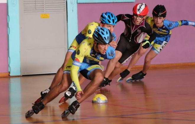 Sines recebe Nacional de Indoor de Patinagem de Velocidade