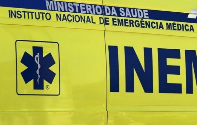 Queda provoca um ferido ligeiro em Vila Nova de Milfontes