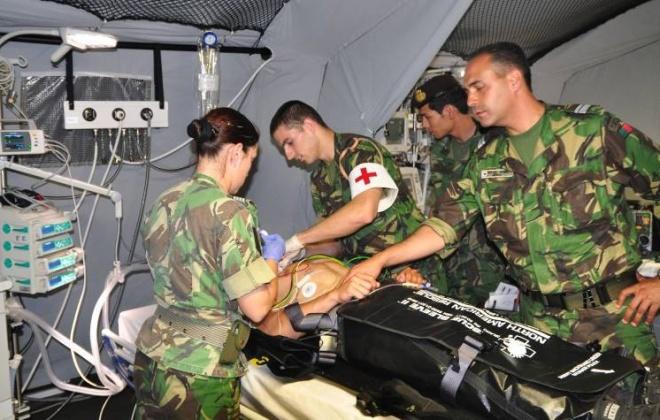 Covid-19: Cinco mil voluntários para ajudar - Ministério da Defesa