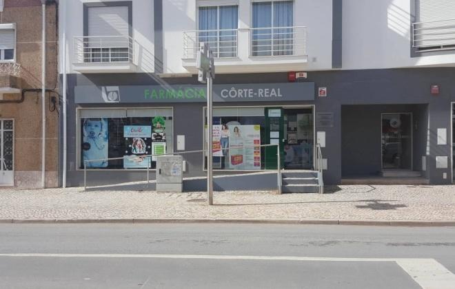 Covid-19 encerra Farmácia Côrte-Real em Santiago do Cacém (alterada)