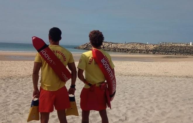 """Covid-19: Nadadores salvadores seguirão """"regras muito especificas"""""""