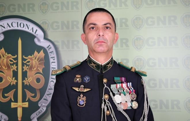Comando Territorial de Setúbal da GNR conta com novo comandante