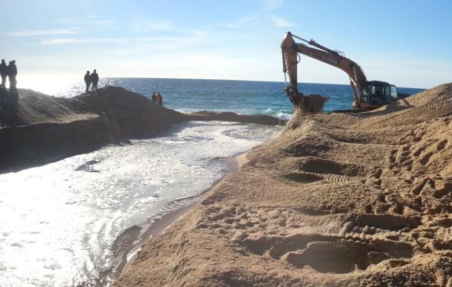 Abertura da Lagoa de Santo André ao Mar realiza-se esta quinta-feira sem público