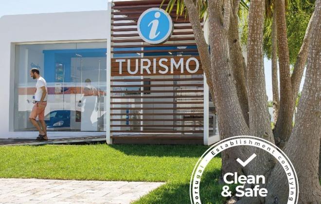 Município de Odemira reabre Postos de Turismo com Selos Clean & Safe
