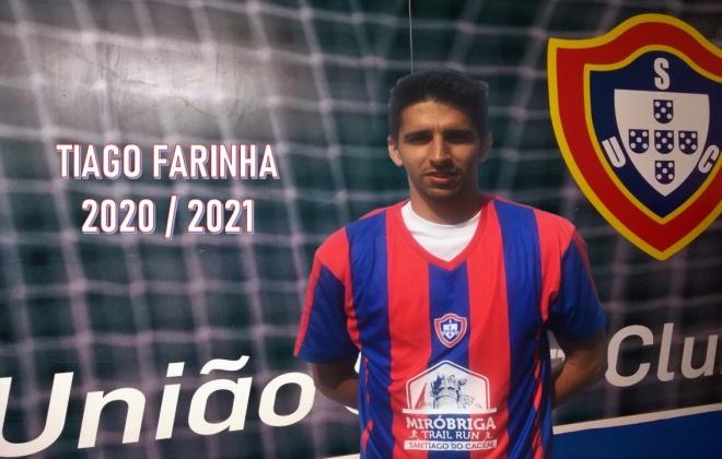 União de Santiago contrata Tiago Farinha ex-Oriental Dragon