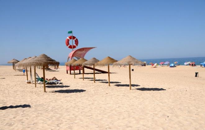 Época balnear começa este sábado nas praias do concelho de Santiago do Cacém