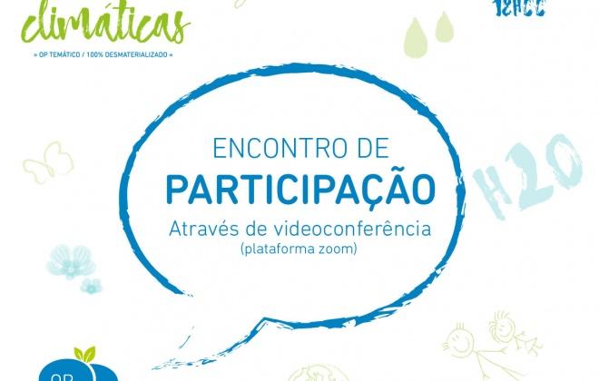 Odemira promove Encontro Participativo online