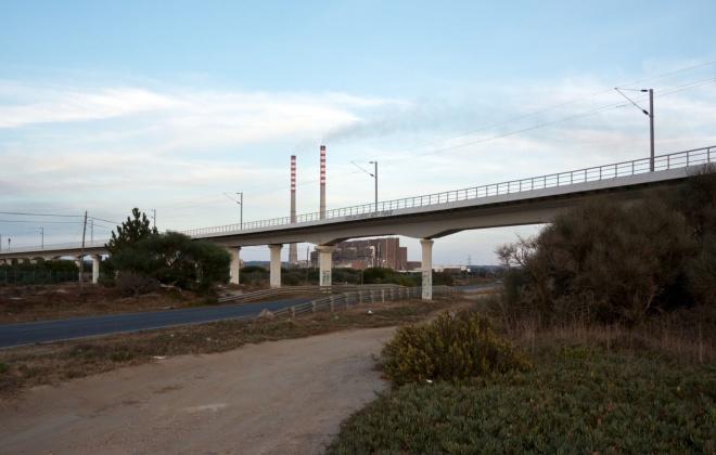 IP lançou concurso para a modernização da linha ferroviária Sines - Ermidas
