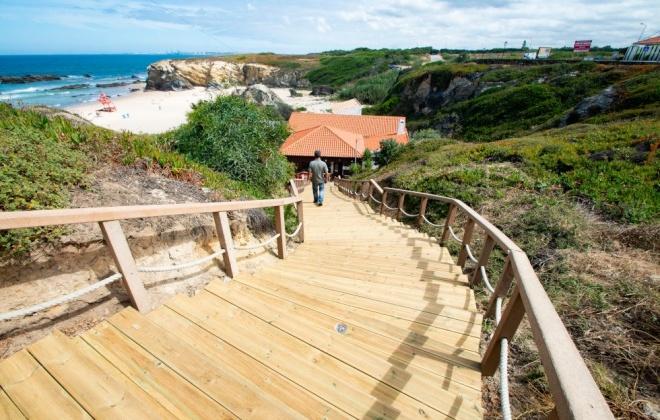 Município de Sines melhora acessos às praias
