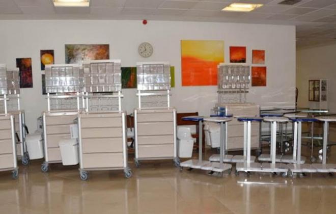 ULSLA recebe equipamento médico de Instituição Humanitária
