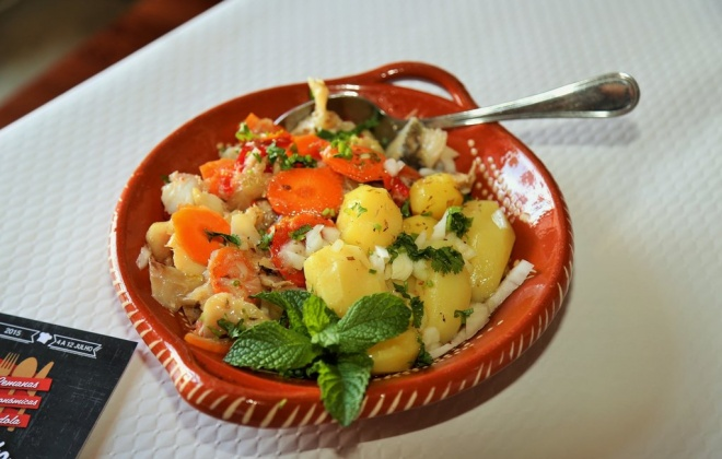 Semanas Gastronómicas do Gaspacho, Saladas e Beldroegas começam amanhã em Grândola