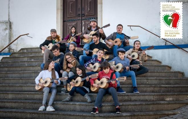 Cante Baldão com Viola Campaniça apurado para próxima fase das 7 Maravilhas da Cultura Popular