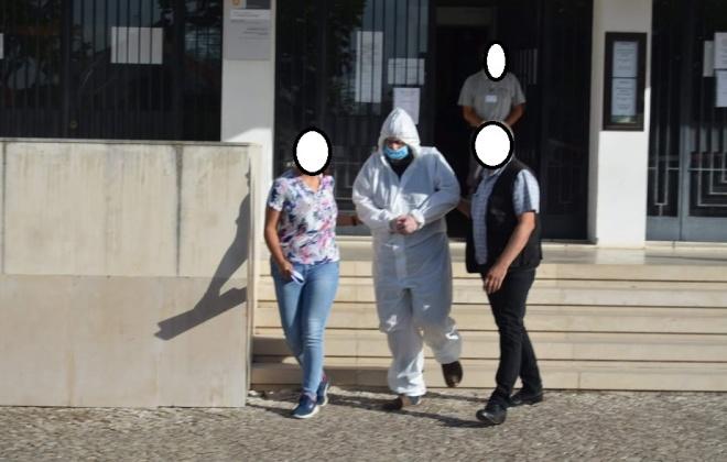 Prisão preventiva para homem que deixou mãe morrer à fome em Grândola
