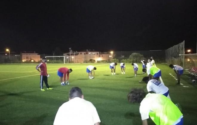 União de Santiago do Cacém suspende treinos da equipa sénior de futebol