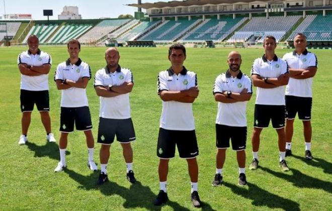 Alcacerense Alexandre Santana é o novo treinador do Vitória de Setúbal SAD