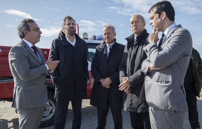 Apresentação do Plano Estratégico do Porto de Sines conta com a presença do Ministro das Infraestruturas e da Habitação