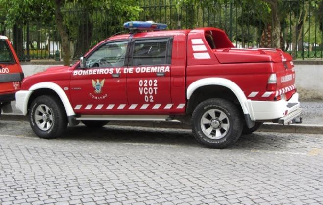 Despiste provoca ferimentos ao Comandante dos Bombeiros de Odemira
