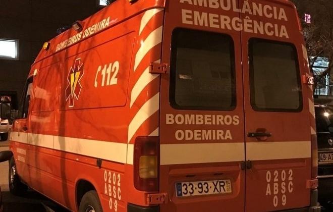 Colisão provoca quatro feridos ligeiros em Almograve, Odemira