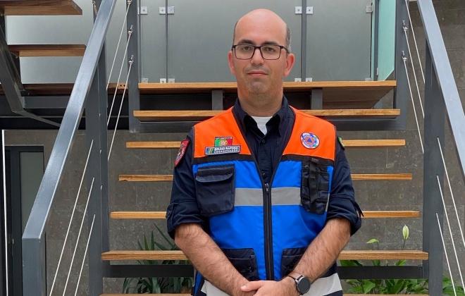 Bruno Raposo é o novo Coordenador Municipal de Proteção Civil de Alcácer do Sal