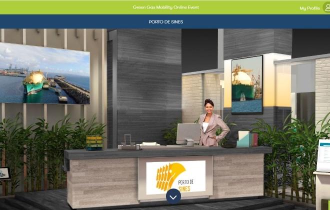 Porto de Sines integra o maior evento ibérico de Gás Natural