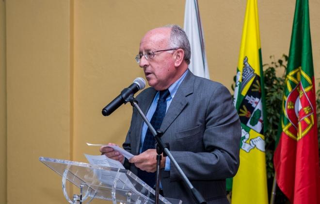 António Camilo reeleito presidente da Associação dos Bombeiros de Odemira