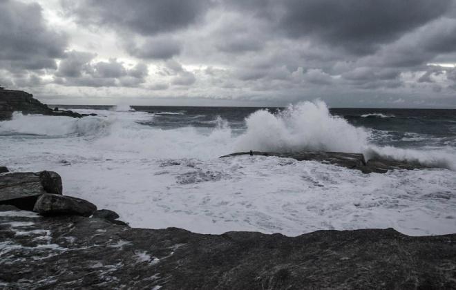 Autoridade Marítima Nacional e Marinha alertam para o agravamento do estado do mar nos próximos dias