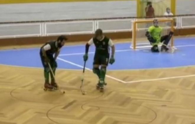 HC Vasco da Gama vence o Fabril do Barreiro por 5-3