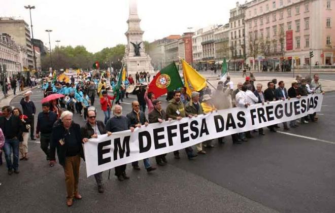 """STAL diz haver tempo para repor freguesias """"antes das eleições"""" autárquicas"""