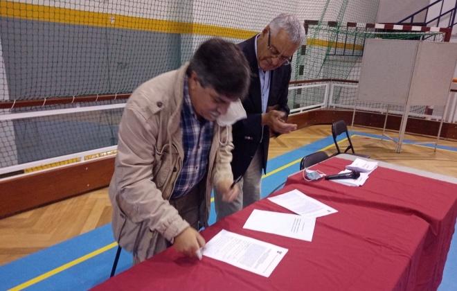 Aureliano Guedes é o novo presidente da Associação de Bombeiros Voluntários de Sines