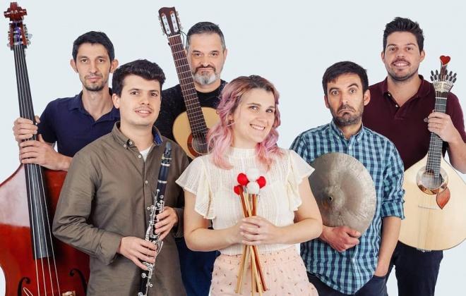 """Auditório Municipal de Alcácer do Sal recebe concerto dos """"Catraia"""""""