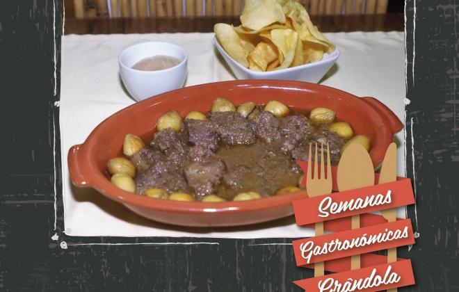 Semanas Gastronómicas do Javali para degustar em Grândola