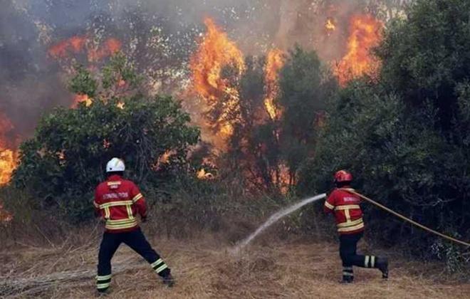 Bombeiros vão receber verba adicional de três milhões de euros