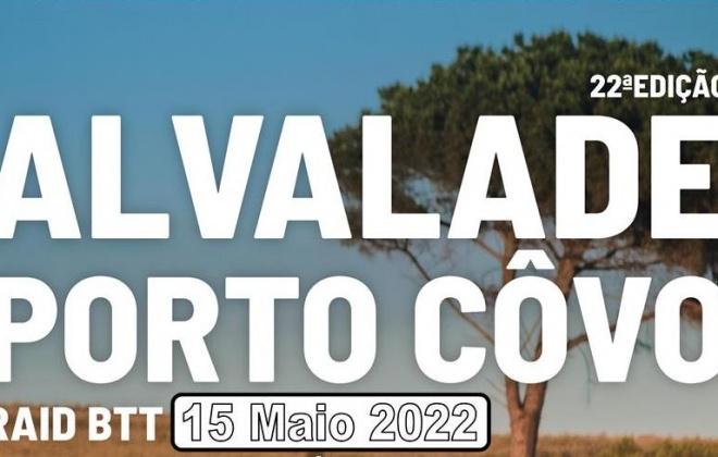 Raid BTT Alvalade-Porto Côvo adiado para 2022