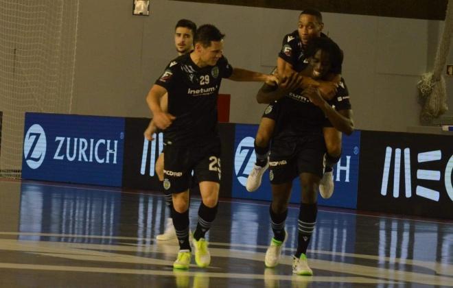 Taça da Liga de Futsal: Sporting vence o Portimonense por 4-2
