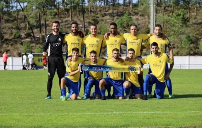 Estrela de Santo André não participa na retoma da 2.ª divisão da A.F. Setúbal