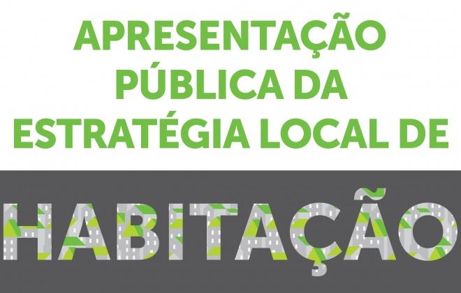 Apresentação pública da Estratégia Local de Habitação no Auditório Municipal de Alcácer do Sal