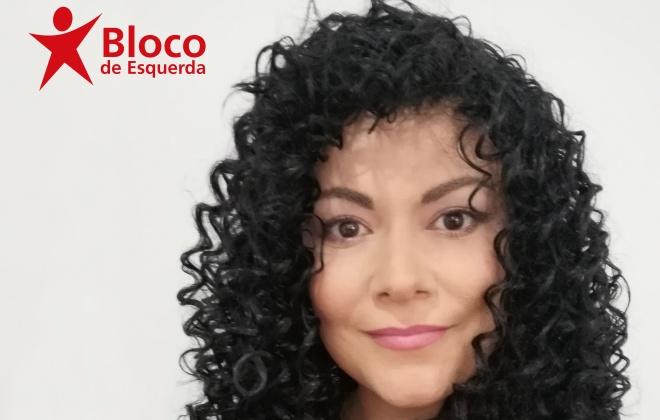 Autárquicas2021: Carmen Figueira é a candidata do BE à Assembleia Municipal de Santiago do Cacém