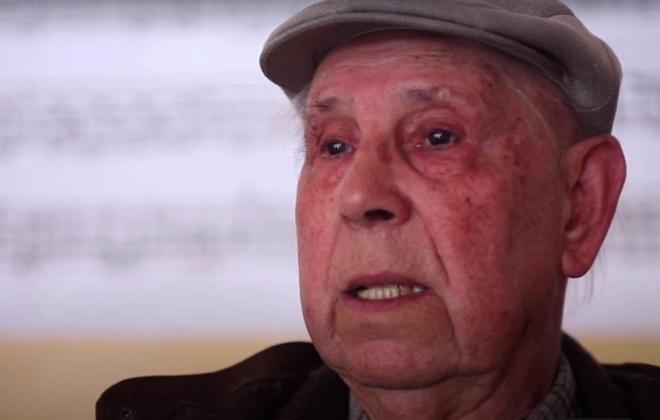 O siniense Américo Leal morreu ontem aos 99 anos
