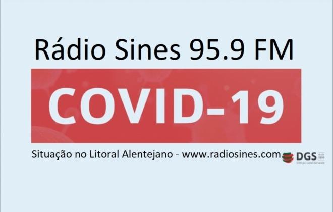 Litoral Alentejano conta com 46 casos de Covid-19, 33 deles já recuperados