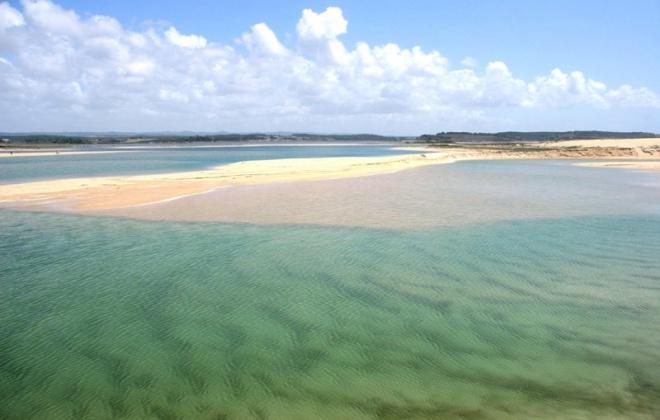 Abertura da Lagoa de Santo André ao Mar vai ocorrer no inicio de junho (com áudio)